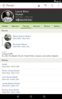 FamilySearch Tree for PC