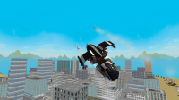 Flying Police Motorcycle Rider APK