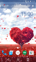 Land of Love Live Wallpaper for PC