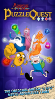 Adventure Time Puzzle Quest APK