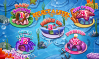 mermaid bathing girls games APK