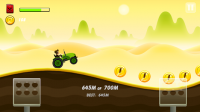 Hill Racing: mountain climb APK