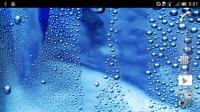 Rain on the glass APK
