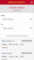 Wells Fargo Mobile for PC