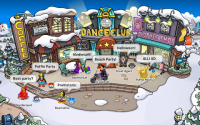 Club Penguin APK