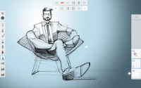 SketchBook - draw and paint for PC