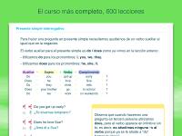 Aprender inglés con Wlingua APK