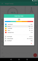 BMI and Weight Loss Tracker for PC