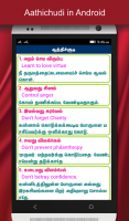 English to Tamil Dictionary for PC
