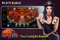 BlackJack 21— Free live Casino for PC