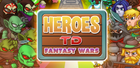 Heroes TD: Fantasy Wars (Unreleased) for PC
