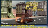 Service Station Car Parking APK