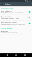 Beautiful Battery Disc Widget APK