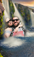 Waterfall Photo Frames APK