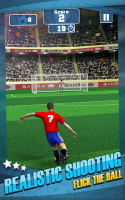 Shoot Goal Soccer for PC