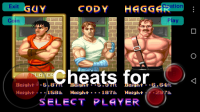Cheats for Final Fight for PC