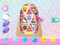 Hello Kitty Nail Salon for PC