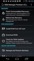 ROM Manager APK