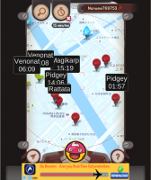 Live Map - for Pokemon GO for PC