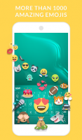 Wave Animated Keyboard + Emoji for PC