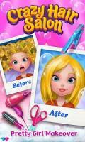 Crazy Hair Salon-Girl Makeover APK
