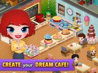 Cafeland - World Kitchen for PC