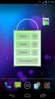 Battery Widget for PC