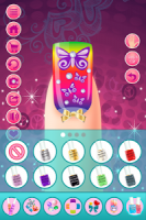 Nail Salon Makeover APK