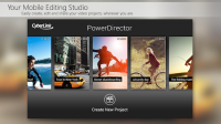 PowerDirector Video Editor App for PC