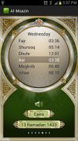 Al-Moazin Lite (Prayer Times) for PC