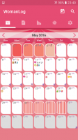 WomanLog Calendar for PC