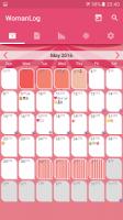 WomanLog Calendar APK