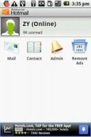 Windows Live Hotmail PUSH mail APK