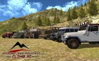 Offroad Jeep mountain climb 3d APK