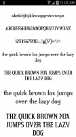 Fonts for FlipFont 50 #6 for PC