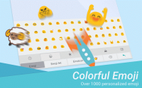 TouchPal Keyboard - Cute Emoji for PC