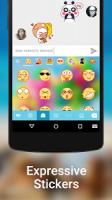Kika Keyboard - Emoji, GIFs APK