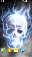 Skulls Live Wallpaper for PC
