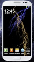 Electric Screen Live Wallpaper APK