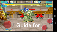 Guide for Captain Commando for PC