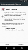 McAfee Family Protection for PC