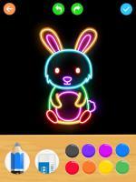 Draw Glow Zoo for PC