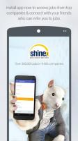 Shine.com Job Search for PC