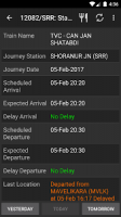 Indian Railway Train Status APK