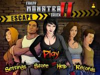 Crazy Monster Truck - Escape APK