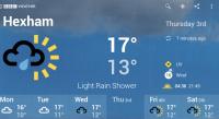 BBC Weather APK