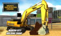 Heavy Excavator Crane Sim APK