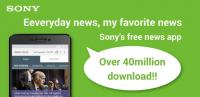 News by Sony:News Suite for PC