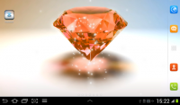 Diamond Live Wallpaper for PC