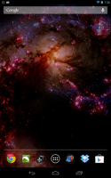 Space Galaxy Live Wallpaper for PC